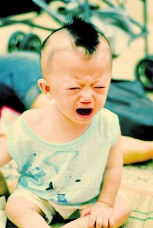 让孩子再哭一会儿