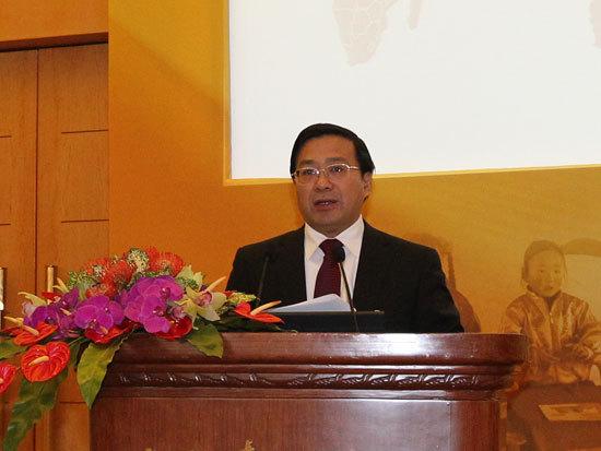 国务院发展研究中心副主任韩俊