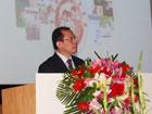 本届评审委员会主席朱自强对评奖过程做介绍和总结