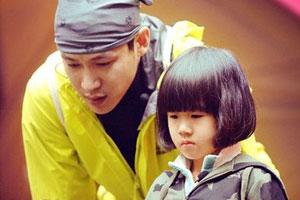 陆毅:孩子成长犯错误很正常