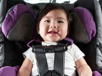 给宝宝选安全座椅,要看4要素!