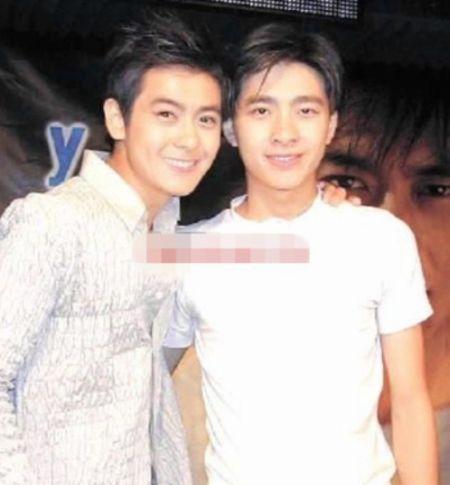 林志颖和弟弟
