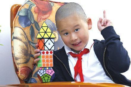 8岁男童智商1468岁男童智商146