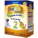 金装健儿乐奶粉400克(添加叶黄素成分)