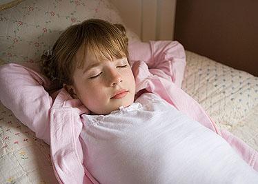 孩子睡觉盗汗当心肺结核
