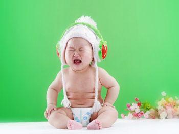 秋季宝宝腹泻的症状似感冒