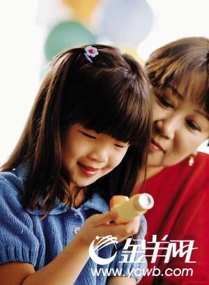 减少小儿患哮喘的3大法宝