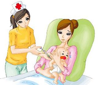 新生儿的身体测试和检查