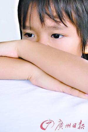 小孩爱叹气,当心心肌炎(图)