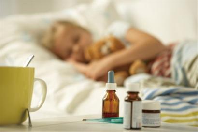 孩子感冒后别急着用抗生素