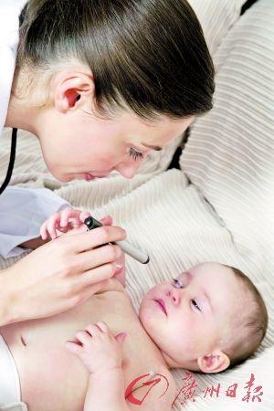 宝宝黄疸不退警惕胆道闭锁