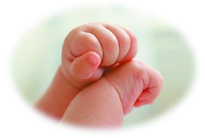 指甲告诉你宝宝的健康状况