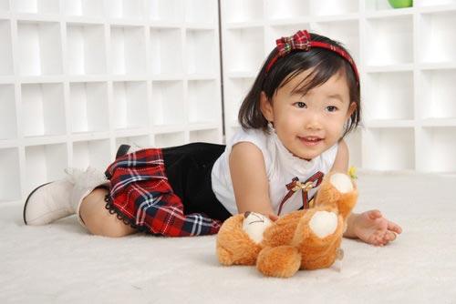 动感宝贝·我型我秀第217期:漂亮的小女孩(图)