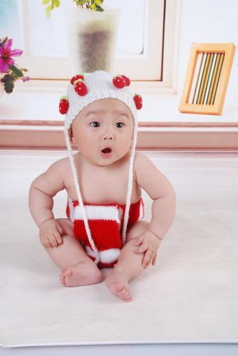 星光熠熠宝宝秀第207:惊讶的宝宝(图)