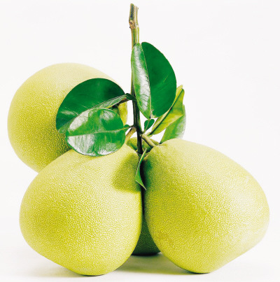 时令鲜果:怎样选柚子(图)