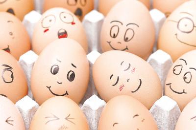 每天到底该吃多少蛋(图)