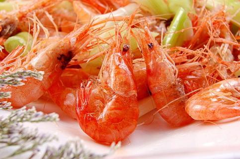孕期吃虾比吃鱼更健康(图)
