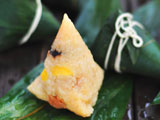 板栗鲜肉粽子