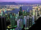 高度发达的香港