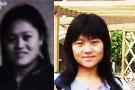 母亲和女儿18岁比美