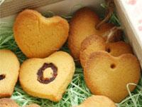 自制椰子奶酥饼干