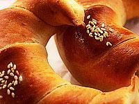 金牌牛角面包家里烤