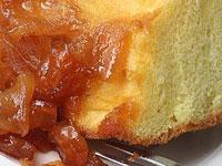 焦糖苹果翻转蛋糕