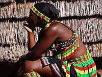 南非:要多艳有多艳