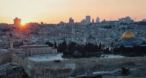 耶路撒冷 天使曾在这里哭泣