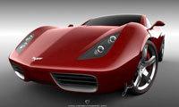 雪佛兰超跑:Corvette Z03