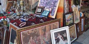 特拉维夫:跳蚤市场和农贸市场