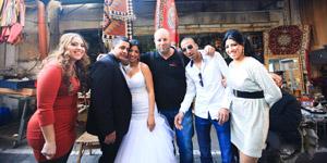 偶遇以色列新娘子