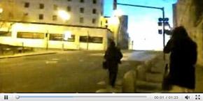 清晨五点半的耶路撒冷