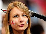 耍宝搞怪的欧洲杯球迷