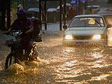 京城遭遇61年一遇特大暴雨