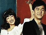 孙杨周冬雨拍情侣写真