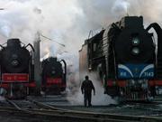 蒸汽机车:消失中的风景