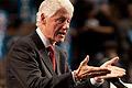 冲刺集会克林顿助选奥巴马