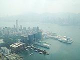 Sky100从393米俯瞰维港