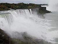 超壮观的尼亚加拉大瀑布