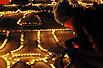 西安广仁寺燃灯节祈福