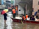 厦门:暴雨夜袭变水城