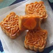 教你做广式蛋黄莲蓉月饼