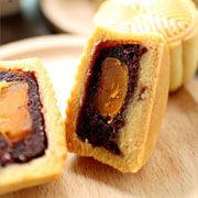 健康的低糖广式月饼