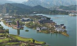 超具科技感的北京APEC峰会主场馆