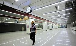 城南东西向骨干交通线――地铁7号线年底开通