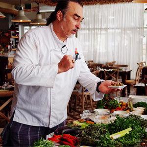 以色列大厨的美食哲学
