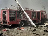 救援不应用生命对爆炸现场发起强攻