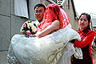 乡村浪漫婚礼全过程