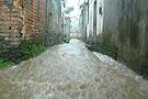 安徽许村6.30特大暴雨